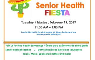Senior Fiesta